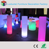 Pillar decoration wedding decorative lighted columns for weddings