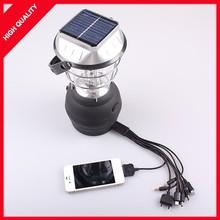 Portable Solar Camping Lamp