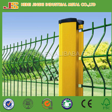 2015 factory hot sale Powder coated peach type post for fencing