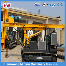 China famous factory Crawler Mounted Hydraulic Pile Driver for sale