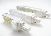 7W AC85-265V/277V 2 PIN 4 PIN LED G24 Lamp