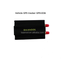 2015 New Arrival Global GPS Tracker GPS 103B Vehicle/Moving Objects Tracker Against Theft Online Track web live tracking device