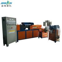 Automatic PP PE film plastic recycling pellet granulator machine