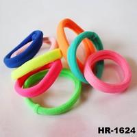Wholesale cheap fancy hair bands cloth hair bands elastic hair tie