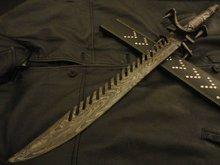 Antique Collectable (Damascus Handmade Sword)