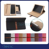 Hot fashionable for ipad case,retro matte tablet bag for ipad 2