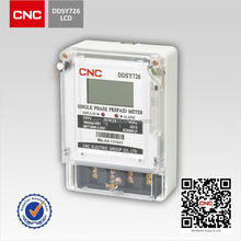 2015 China top 500 enterprise three phase electric power meter