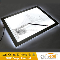 Beautiful design tracing light box / LED drawing tablet