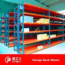 medium duty rack four layers long span racking