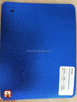 3mm blue EVA soundproof floor underlay with blue foil