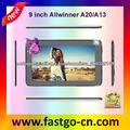 9 polegadas allwinner a13 elly feijão 4.2 1g/8g gps espelho da tela do pc chinês barato laptop
