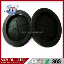 Nonstandard NBR Rubber Parts / Industrial Rubber Component