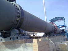 Active lime rotary kiln/rotary for burning raw material