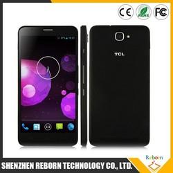 unlocked 3g wifi 5.5inch 1280*720 pexil 1GB/8GB Octa core smartphone