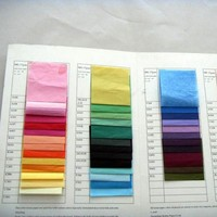17GSM Bright color MG tissue paper MF gift wrapping paper