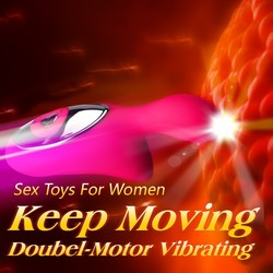 SORBO Most Popular Waterproof Silicone High Power Sex Vibrator for Couple with 10 Kinds of Frequency