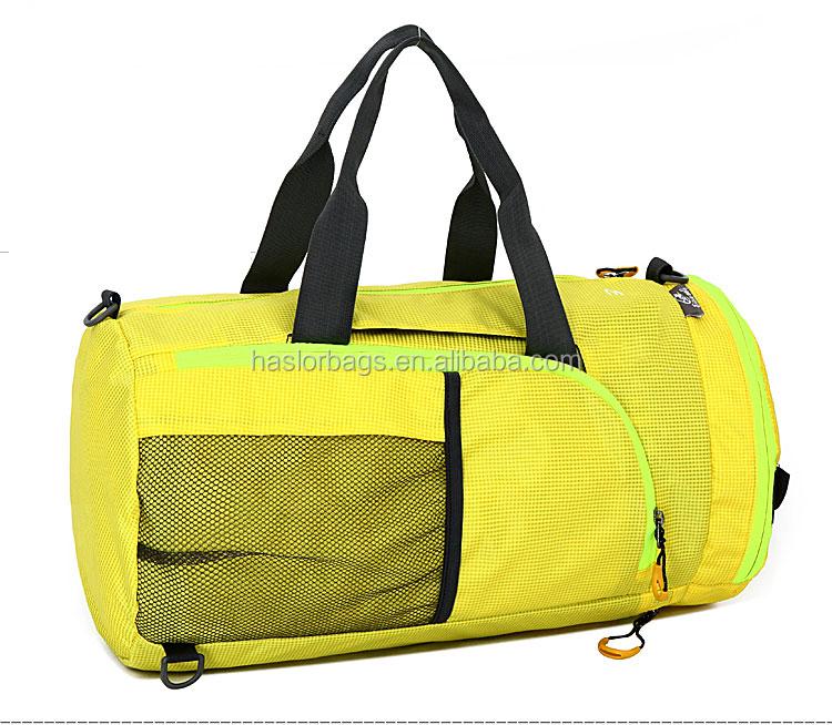 Haute qualité pliable voyage sac pour voyage, Voyage duffel Bag