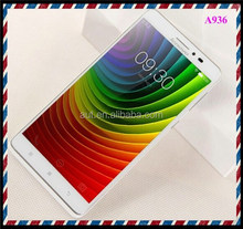 6.0 inch RAM 2G smart phone Original LENOVO A936 Note 8 android mobile phone
