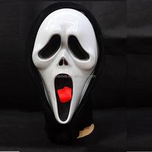 make halloween christmas party mask for men