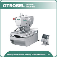 2015 New Design Excellent lower head Top Feed Button Hole Sewing Machine suitable for locking various button holes