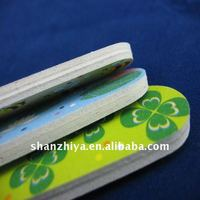 high quality round nail file & buffer