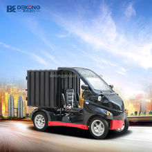 community large factory 1 person electric food truck