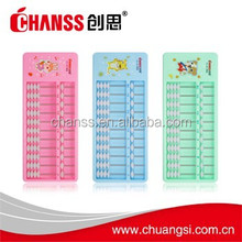 2015 New Design Abacus Toys CS-811 for Before School Student