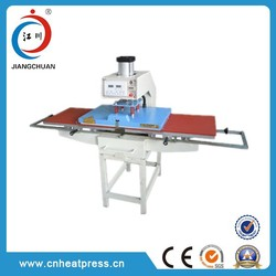 wholesale 40*60 pneumatic double working position t shirt sublimation printer