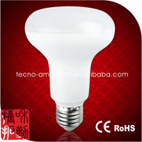 led light bulb e27 R80 116*80mm with CE&ROHS certificate from China supplier
