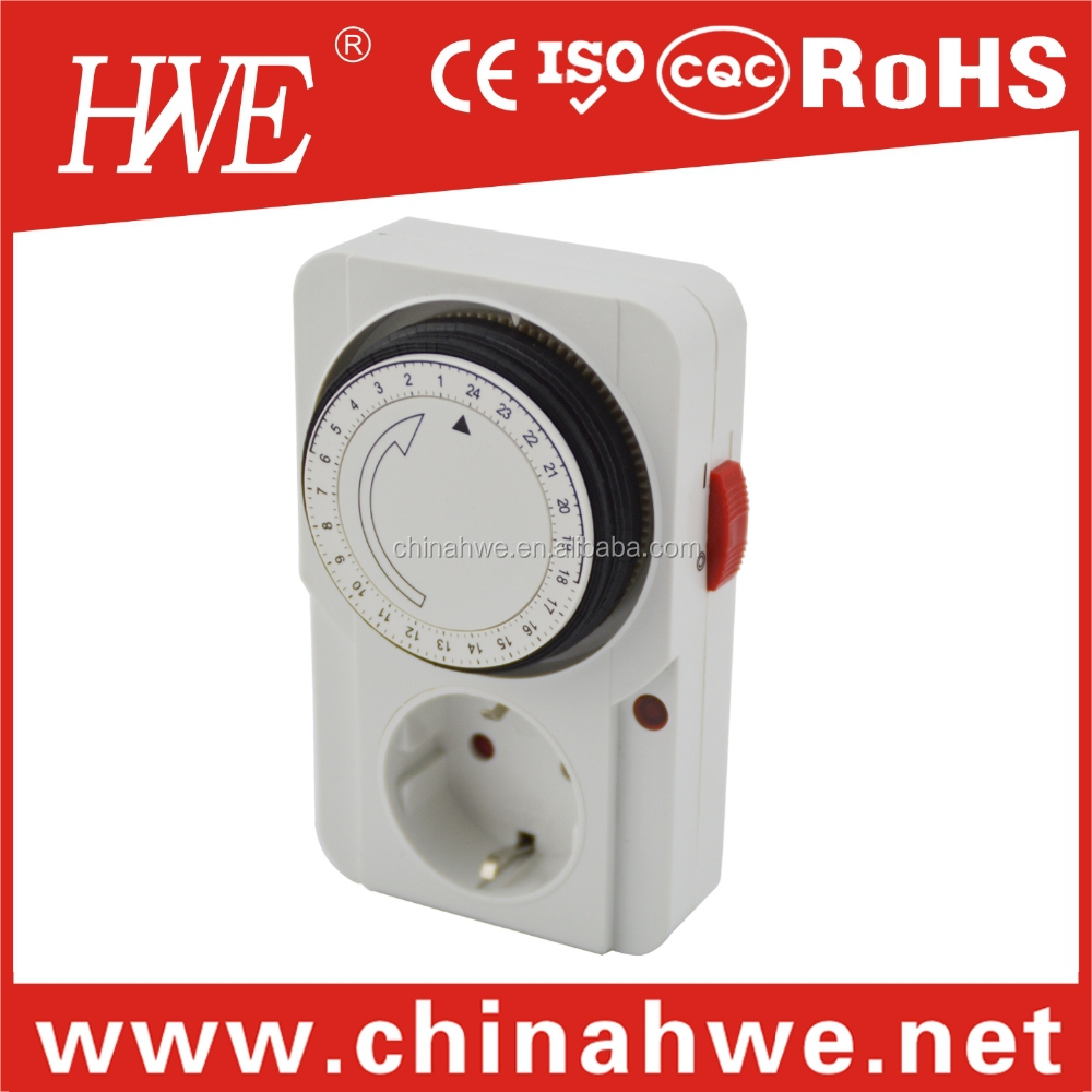 Top quality tg 22a digital timer switch electric motor timer for Timer switch for motor