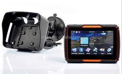 4.3 Inch Moto Navigator GPS Moto for Motorcycle Waterproof gps Navigation with FM 8GB Flash Free Maps!