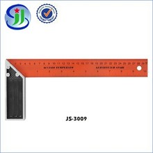 High quality and inexpensive 90 degree ruler 30 cm size