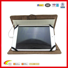 Most Fashion universal tablet PC case with power bank for ipad for iphone factory directly