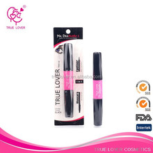 professional manufacture makeup new cheap double ended mascara and eyeliner kit