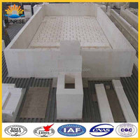 Azs 33 Fused Cast Bricks used Glass Kiln for Sale
