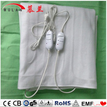 100% Polyester Fitted Electric Blanket