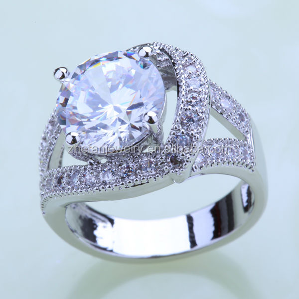 2015 factory new zircon sterns wedding rings catalogue With wedding rings catalogue
