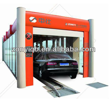 Automatic Tunnel Car Wash Equipment