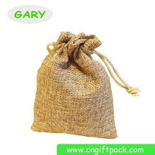 2015 Handmade Linen Gift Bag For Packaging