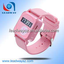 Cute And Charm Kids GPS Tracker Bracelet With GPS GSM Tracking Prevent Kids Lost