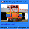 Container Straddle Carrier, quayside container gantry crane