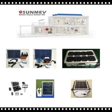 Sunmev silicon solar systems with best price from China factory
