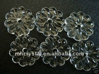 Crystal Vintage Rosette Chandelier Prism Bead for crystal chandelier pendant drops MH-12149