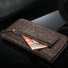 Leather wallet case for samsung galaxy S6 with card holder,for samsung galaxy s6 case wallet case, Soft cell phone skin case