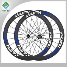 Carbon 50mm clincher wheels cycling carbon wheels width 20mm 23mm 25mm toray t700 full carbon fiber wheelset 20/24 holes