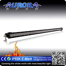best selling 200W single row led light bar offroad parts