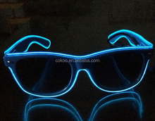 Cheap Special LED glasses party supplies decoration