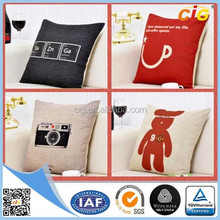 Wholesale Latest Design Waterproof Custom Digital Printing Cushion Cover