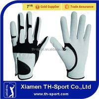 Wholesale Customized Colored Cabretta Golf Glove