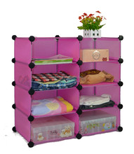 Simple Style DIY PP Shoe Storage cube( YK - 7028 )